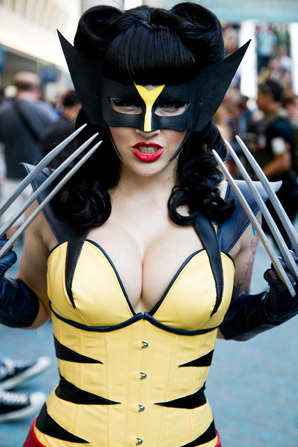 Comic Con 2012 by sebastian.jespersen on Flickr.