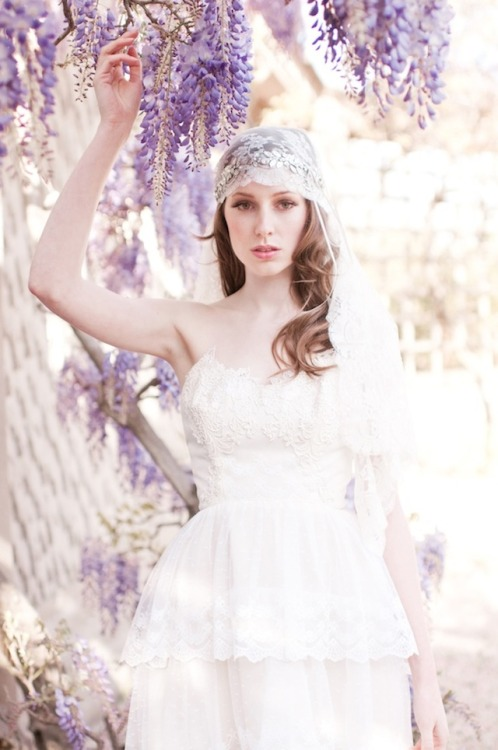 romantic headpieces by enchanted atelier