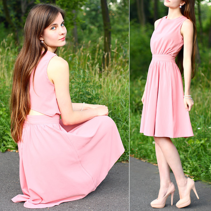 lookbookdotnu:  Pink dreams (Giveaway!) (by Ariadna Majewska)