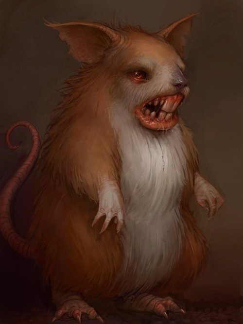 creepy-ass Raticate