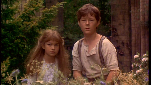 Mary & Dickon The Secret Garden