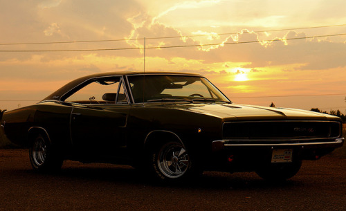 1968 Dodge Charger R/T - Sunset Grill by 1968 Dodge Charger R/T on Flickr.1968 Dodge Charger R/T - Sunset Grill