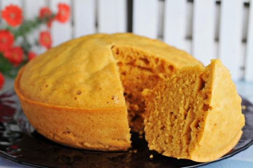 diet-killers:  Steamed brown sugar cake 馬拉糕 (от Melinda ^..^)