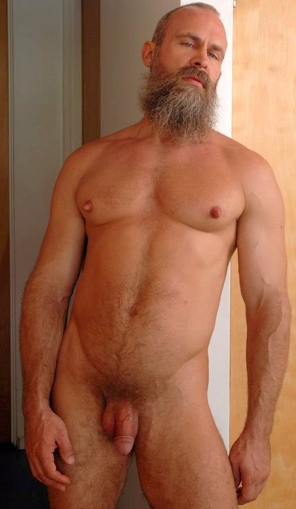 His eyes, pubes, dick, ears and nips are sexy!