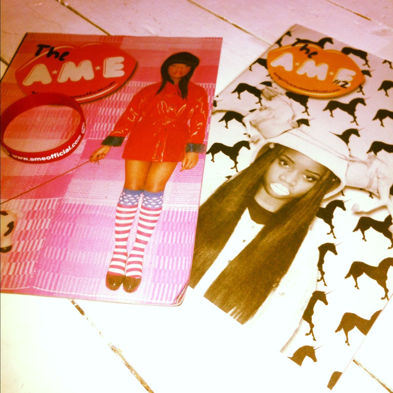 Who wants to win a lil A*M*E package? I've got 10 to give away so let me know which of my tunes is your fave below to be in with a chance of winning!