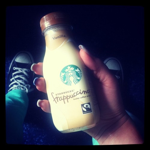 Lifesaving! #starbucks #coffee #nom #vanilla #awesome #life #love  (Taken with Instagram)