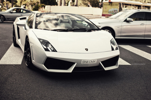 Perfezione. on Flickr.Via Flickr: Lamborghini Gallardo LP-560/4 Spyder in Monaco, April 2012Like me on Facebook
