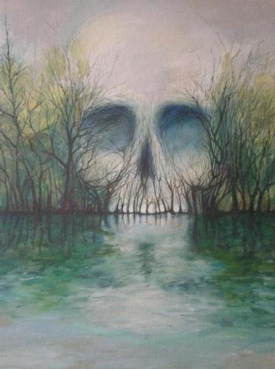 actegratuit:  Skull of Bodom Lake by FirstFromHell