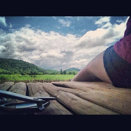 I can sit here and stare at this view forever #philippines (Taken with Instagram)