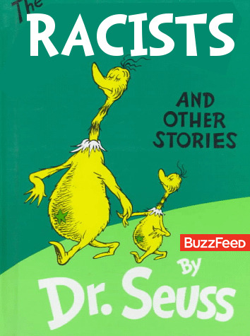 (via What Dr. Seuss Books Were Really About)