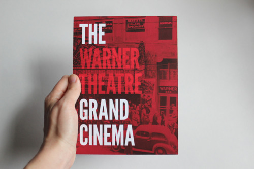 The Warner Theatre Grand Cinema