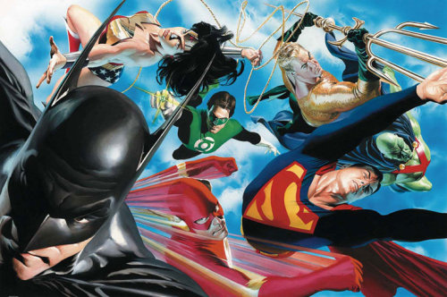 Liberty and justice by Alex Ross