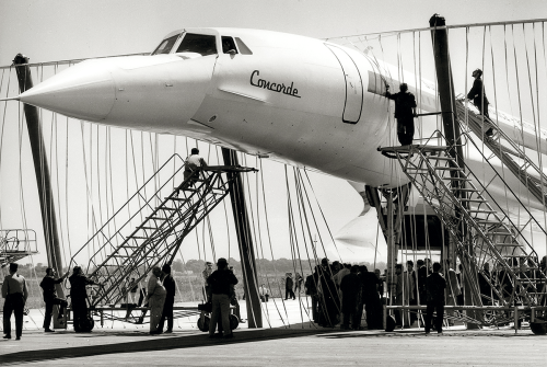 "The first thing I think when I see a Concorde's photo is: ""I will never fly with this amazing plane"""
