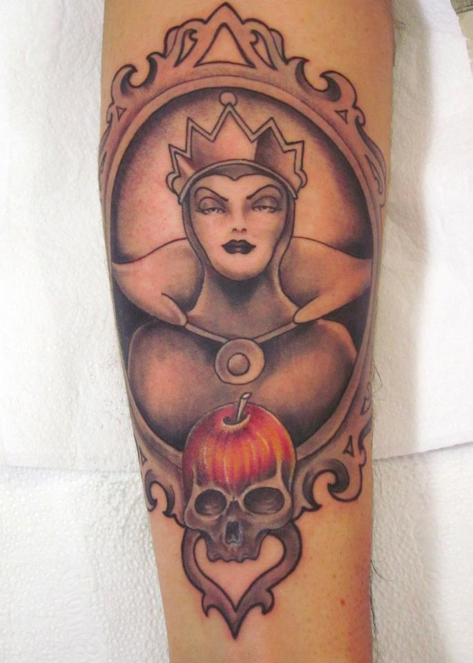 fuckyeahtattoos:  By Gustavo Ludovico http://spacemonkeytattoo.blogspot.com.br/  I love this tattoo!!!!!! :D
