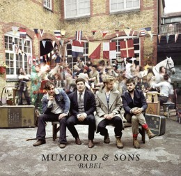 Mumford & Sons have named their second album Babel. The new record will be released on 24 September and has been produced by Markus Dravs. Excited? http://www.mumfordandsons.com/babel/