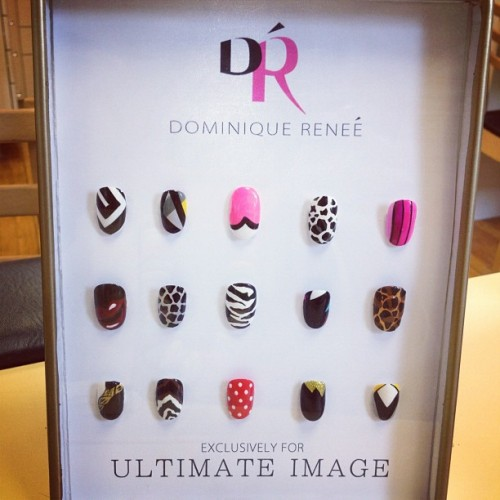 #dominiquerenee #nails  (Taken with Instagram)