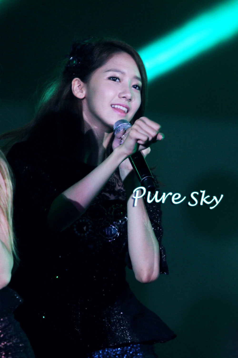 [120712] Yoona at Yeosu EXPO Pop Festival photo by Pure Sky (1)
