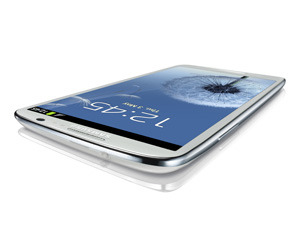 blackenterprise: Samsung Galaxy S III: The Next Enterprise-Ready Smartphone New Android phone does double duty as a personal and business device