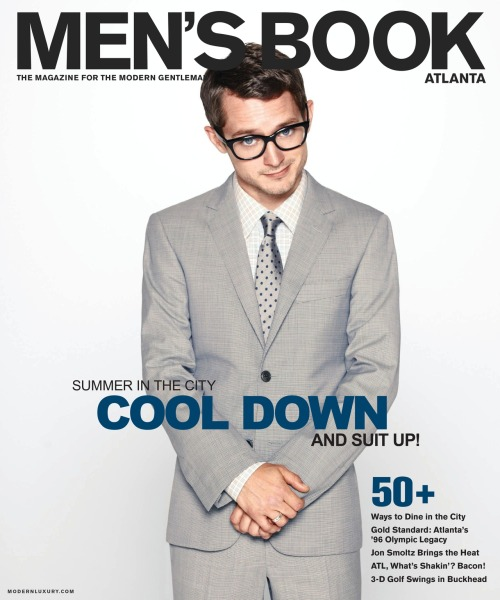inamirror:   Elijah Wood for Men's Book - Summer 2012- The Ring Master by John Russo