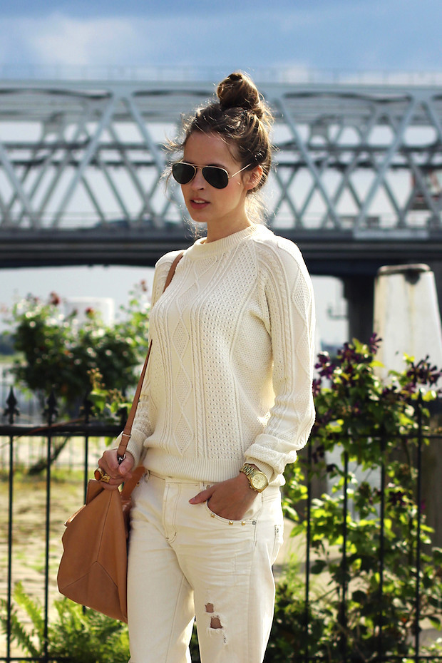 lookbookdotnu:  Summer knit (by Christine R.)
