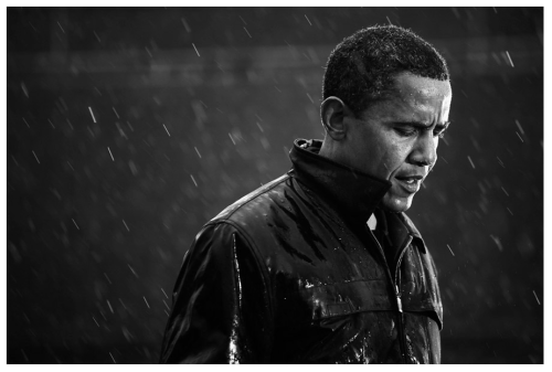 world-shaker:  Does anyone else think Obama looks like he's dropping an album next month?
