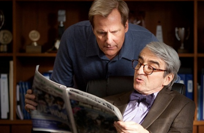 """'The Newsroom' is just not fun, and maybe that is because Sorkin is no longer having fun. Perhaps he's too busy being angry at the world (with a hard-to-miss focus on women). Ironically, considering Sorkin's contempt for the Internet, watching the Newsroom feels a bit like delving into the political blogosphere: either you toe the line or you leave yourself open to bucketloads of verbal hate. Just this week The Chicago Sun-Times had to turn off comments on a story about Alex Okrent, the 29-year-old Obama staffer who suddenly collapsed and died at Obama headquarters, because they were getting so nasty. On ""The Newsroom"" there is no room to disagree or for the characters to develop; we are basically just waiting for everyone to come to their senses or be punished."" - The television of cruelty: Aaron Sorkin thinks we're stupid, and he's punishing us for it"
