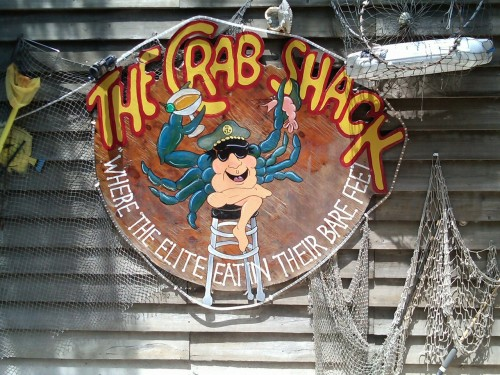 The Crab Shack, Tybee Island, Georgia