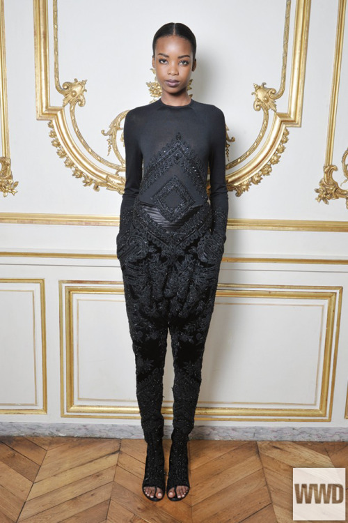 womensweardaily:  Top 10 From Fall '12 Couture Collections Givenchy fall '12 couture