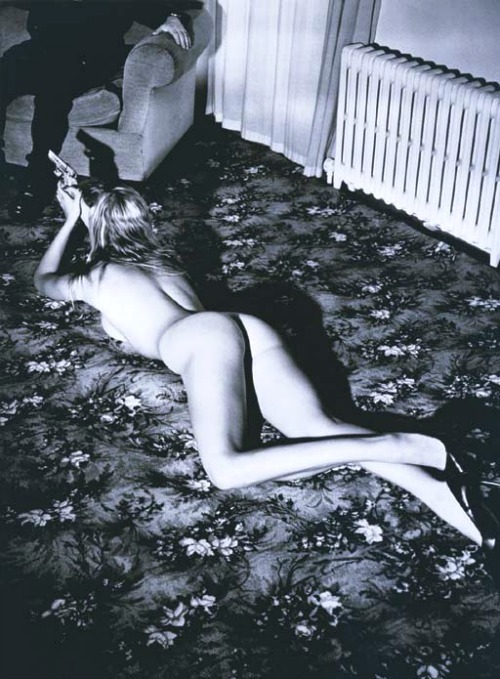 Cyberwoman 5 by Helmut Newton, 2000Also