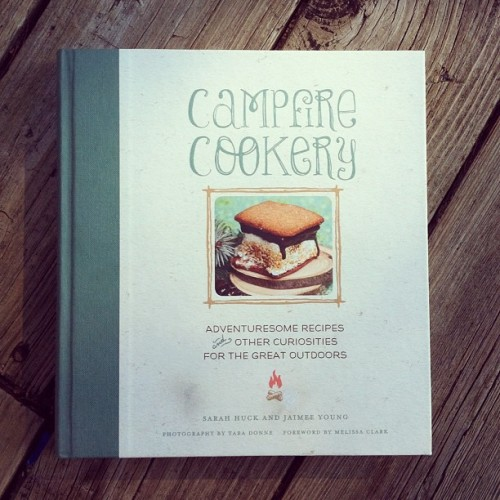 My new favorite cookbook. Great recipes and witty writing.  (Taken with Instagram)