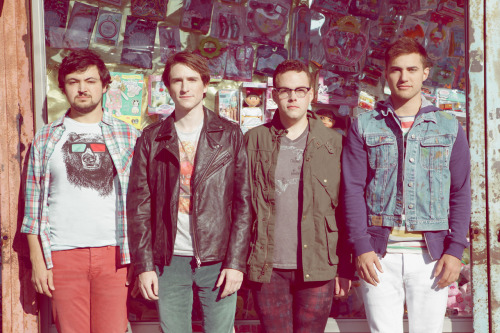 I interviewed Walk the Moon guitarist Eli Maiman. Check it out here