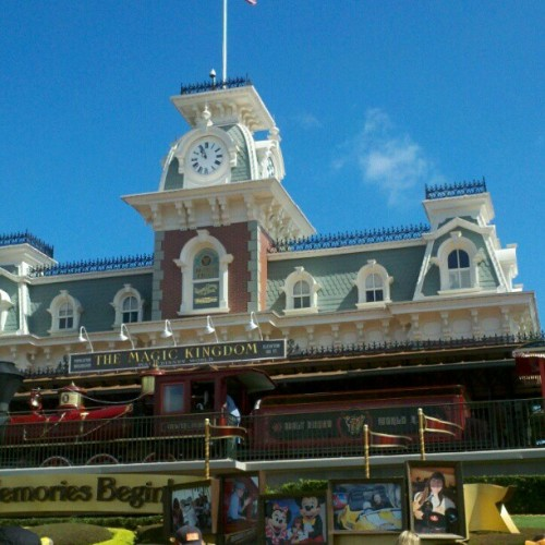 #MagicKingdom #Disney (Taken with Instagram)