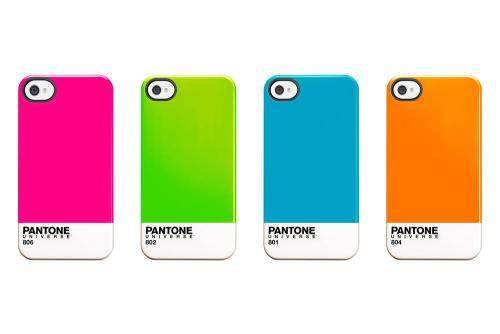 Pantone Universe Neon iPhone 4/4S Cases by Case Scenario Available @ all Apple Stores