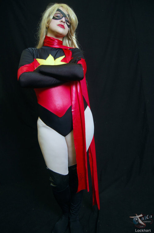 Ms. Marvel Submitted by Pirata Dandi