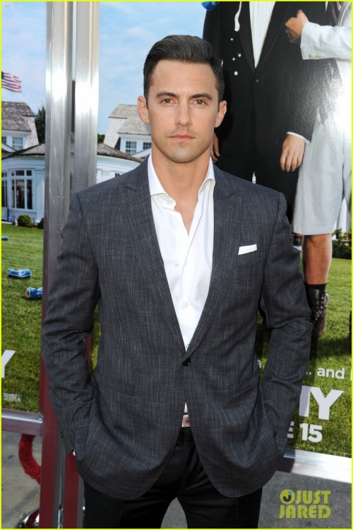 That's My Boy premiere (Courtesy of JustJared)