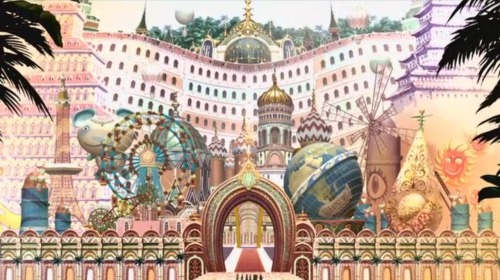 One Piece Baron Omatsuri & the secret island