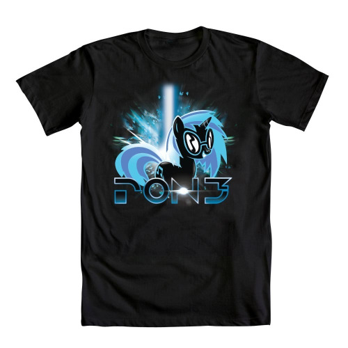 "welovefineshirts:  Getcha oontz oontz on in the mainframe, bronies!! Buy ""Future Pon"" as our My Little Pony Daily Deal for 25% OFF for the next 24 hours!"
