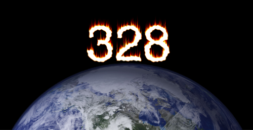 "jtotheizzoe:  Burning Up The Climate Record Books 328: The magic number The National Oceanic and Atmospheric Administration (NOAA) has released their latest ""State of the Climate"" report. June 2012 marks the 328th month in a row that global surface temperatures – the temperatures that affect our local climate and weather - were above average. This unfortunate proof of the ""new normal"" is just the latest straw on the climate camel's back, and you really have to wonder how many more it will take before more people start to view this as the serious situation that it is. Some other high/lowlights: The Northern Hemisphere was more than 2˚F above normal for June, an all-time record. Globally, June 2012 was the warmest on record (for land temps). Ocean temperatures, whose rise is perhaps more dangerous than land (feeding extreme weather and ice melt), were at their 10th highest level on record. There's hope, however. A new poll from Stanford University and The Washington Post says that 6 in 10 Americans now agree that the climate is changing, and two-thirds want the U.S. to lead the world in fighting climate change. They can't yet agree on what that means, exactly. More interesting tidbits from that poll here. Previously: Record highs to record lows ratio at 10:1 in 2012! Ack!"