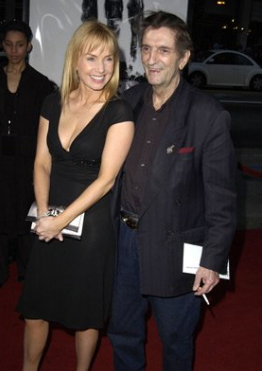 Rebecca De Mornay & Harry Dean Stanton, 2003