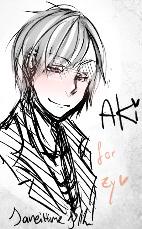 ((Aki-Request for Zystefryw - Jana ))