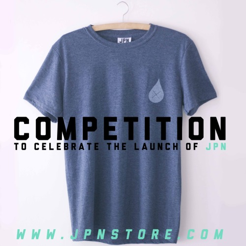 jpnlondon:  To celebrate our launch we will be giving away this t-shirt in any size (subject to availability) for free to a lucky winner. All you have to do is share this photo, and hit the 'like' button for a chance to win.The winner will be announced on 29/07/2012. Click the image to visit our Facebook for a chance to win.
