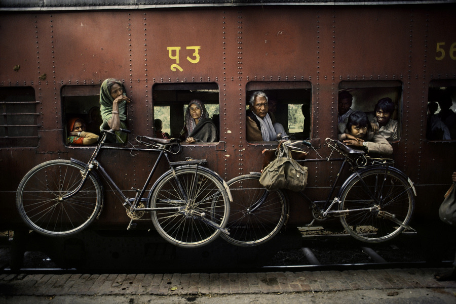 The World's Ride From the blog of Steve McCurry