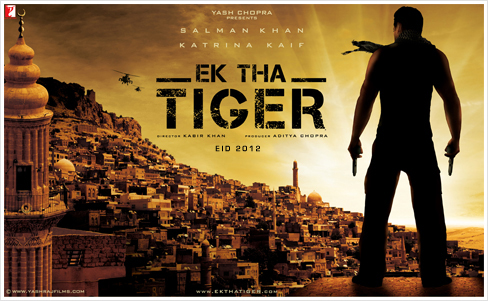 ★ You can now Pre-Book Tickets for Salman Khan's Ek Tha Tiger (India only) !! Click the picture to follow through to the link…