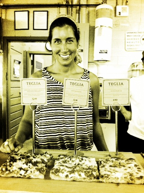 Proud Pizza! Rockaways selection 7/15 - Margherita, Soppressata and Chicken Sausage Kale
