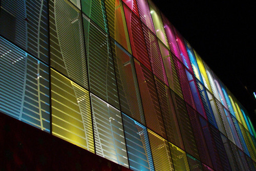 Colorful Glass by xcode on Flickr.Singapore, Central Singapore, SG
