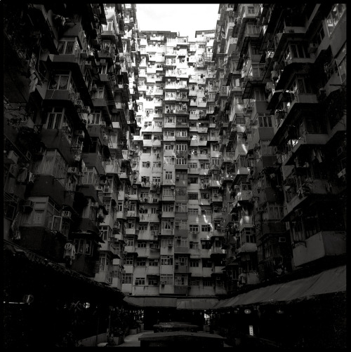 Oceanic Mansion, Quarry Bay, Hong Kong (cool photo by Chan, Danny) You will also like: dream car.