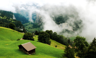 allthingseurope:  Wengen, Switzerland (by Cåsbr)