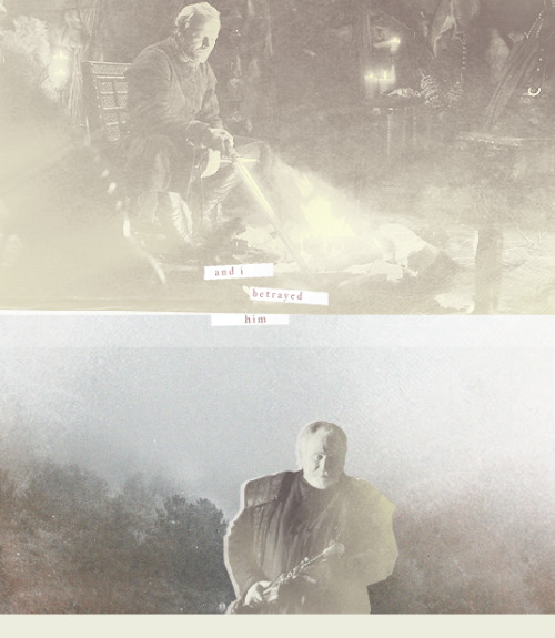 """And your father, Jorah the Andal? Was he a warrior also?""""He still is. A man of great honour. And I betrayed him."""
