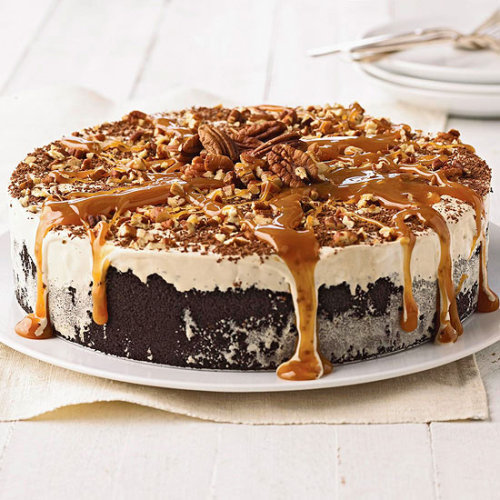 Daily Dish: This frozen Coffee-Mallow Torte is perfect for summer!