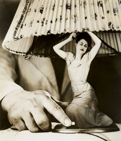 svell:  Grete Stern, No. 1 from the series Sueños (Dreams), 1949.